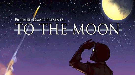 To The Moon game poster