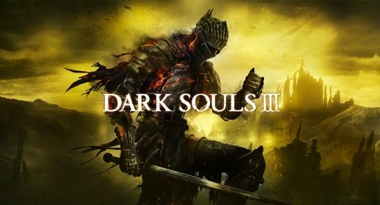 Dark Souls 3 game poster
