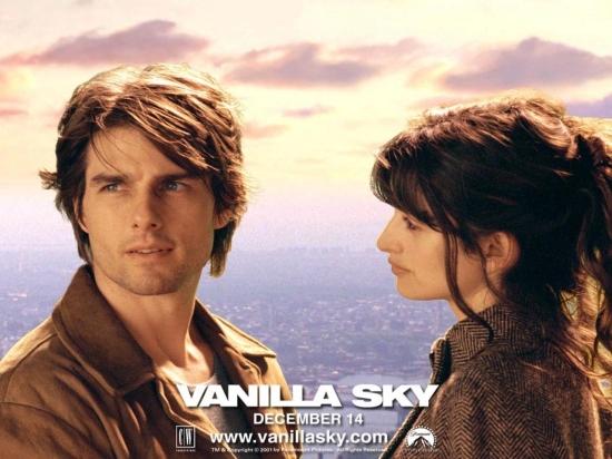 Vanilla Sky film poster