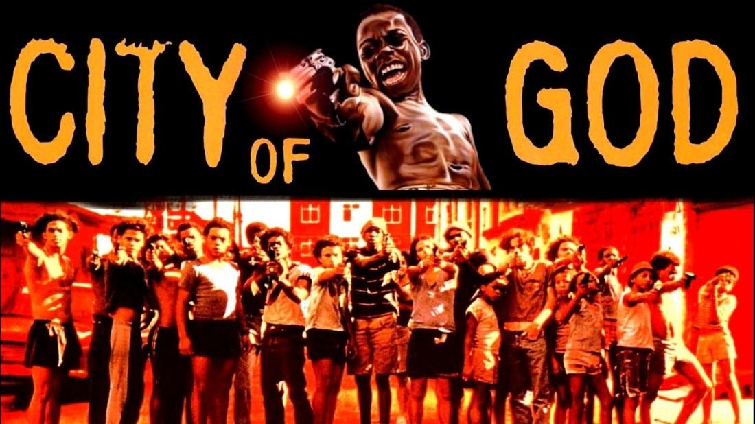 City of God film poster