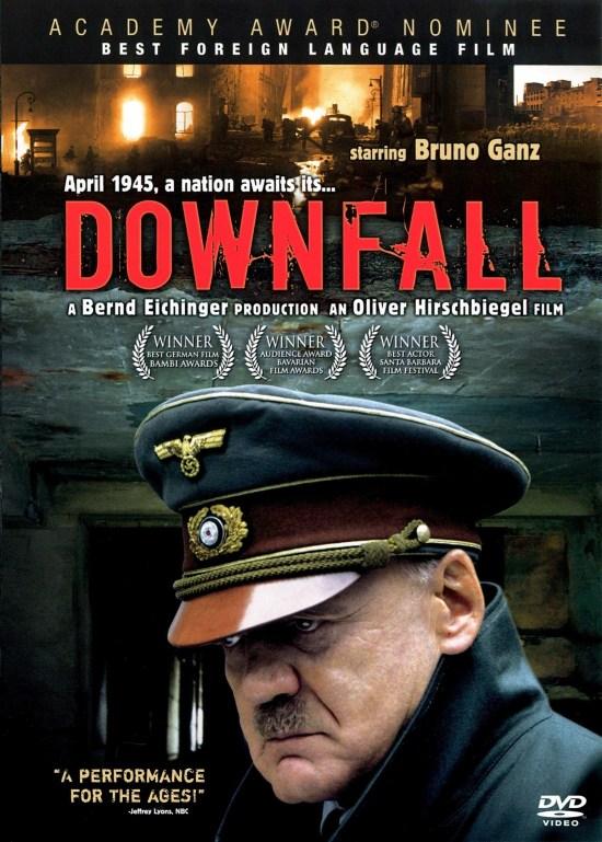 Downfall film poster german