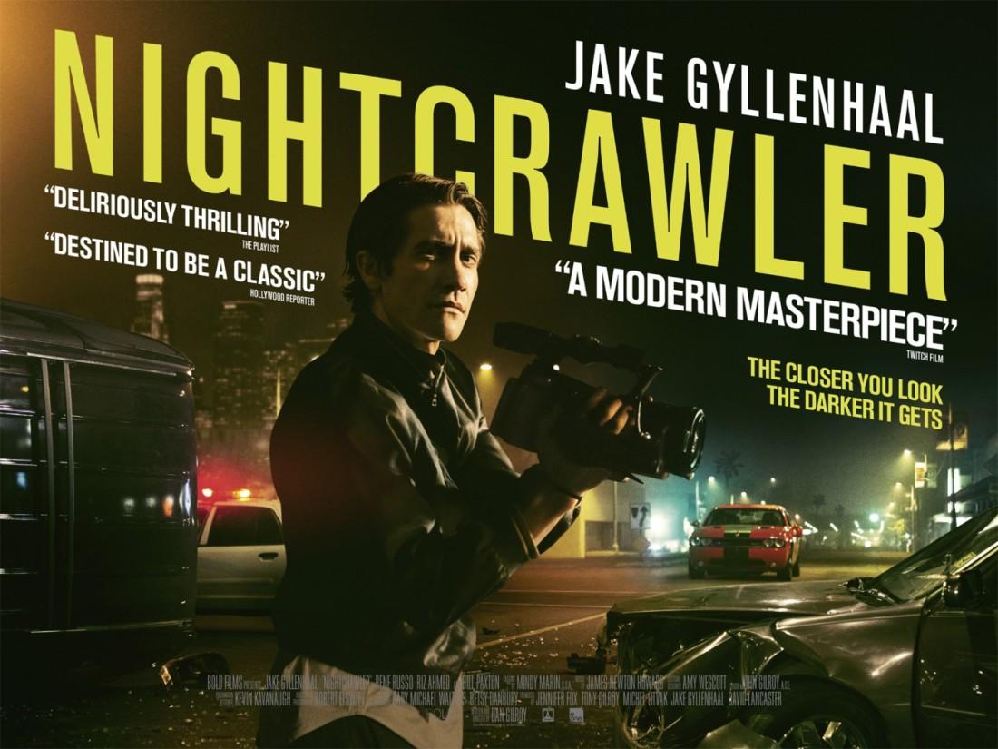 Nightcrawler film poster