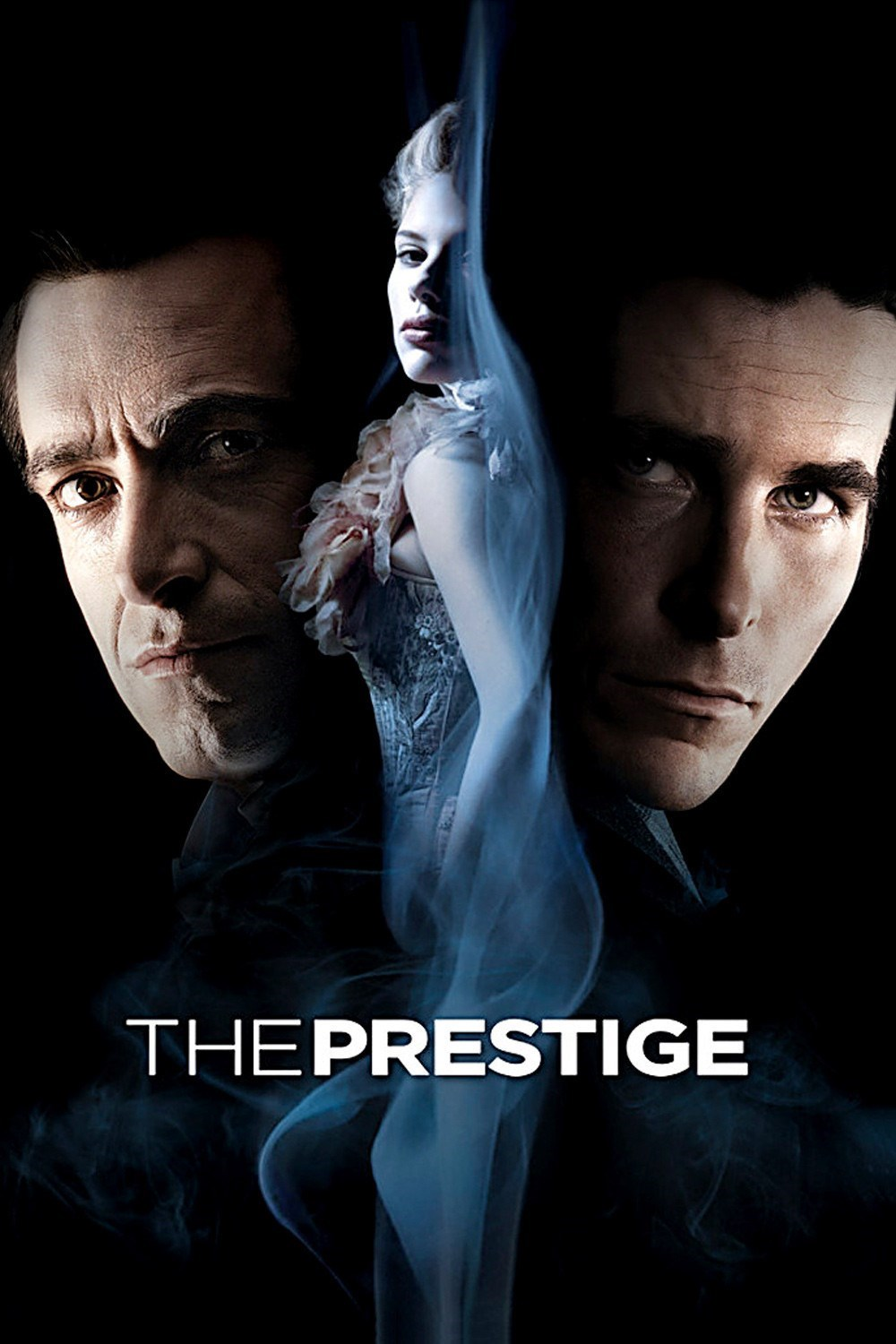 The Prestige film poster