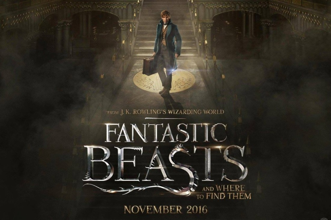 Fantastic Beast and Where to Find Them film poster