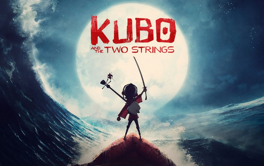 Kubo and the Two Strings film poster