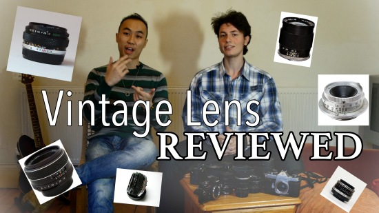 Vintage Lens Review display pic