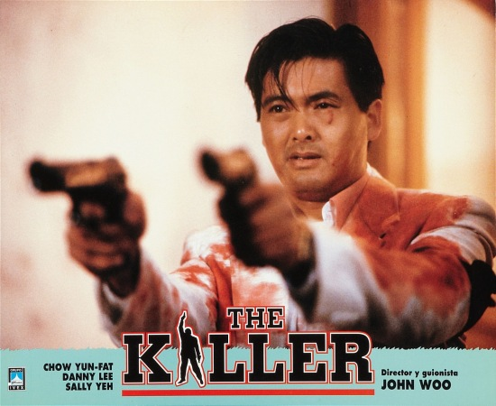 The Killer 1989 film poster