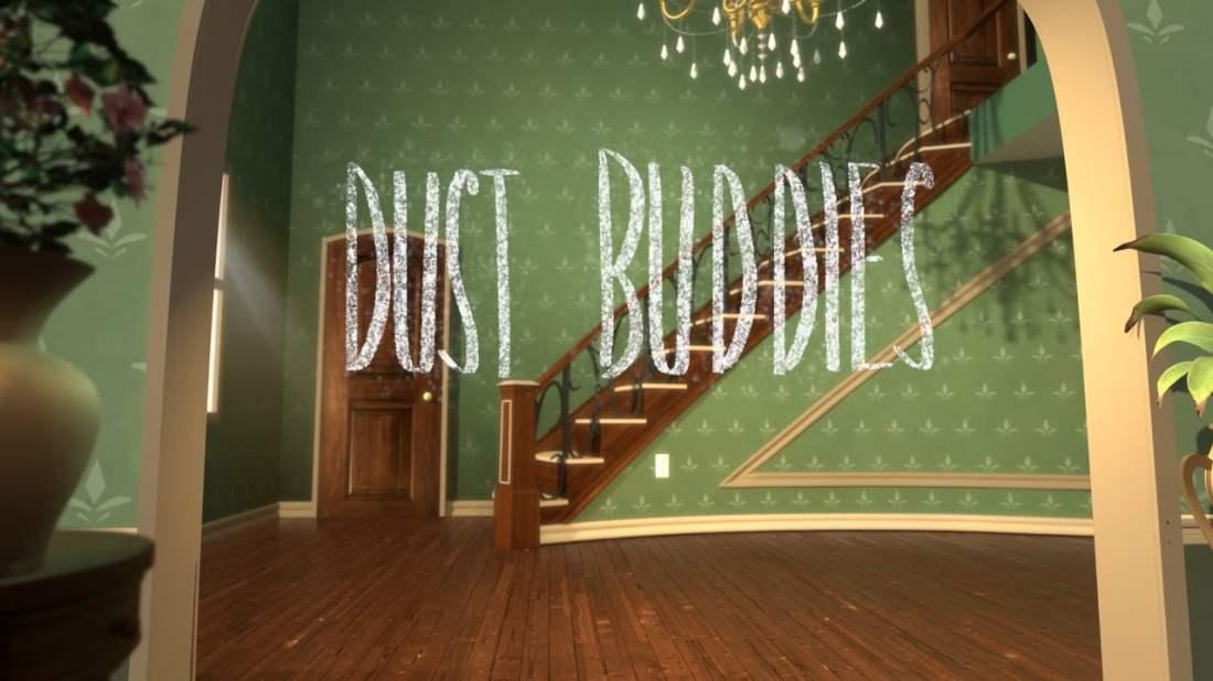Dust Buddies short film poster