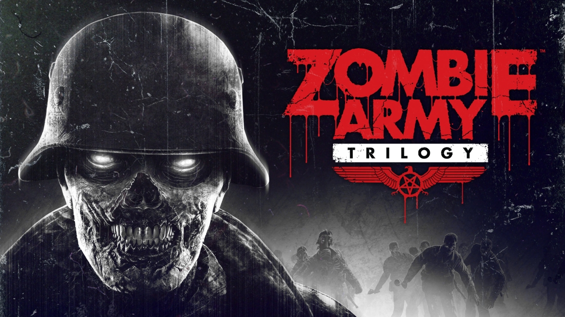 Zombie Army Trilogy film poster