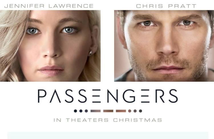 Passengers film poster