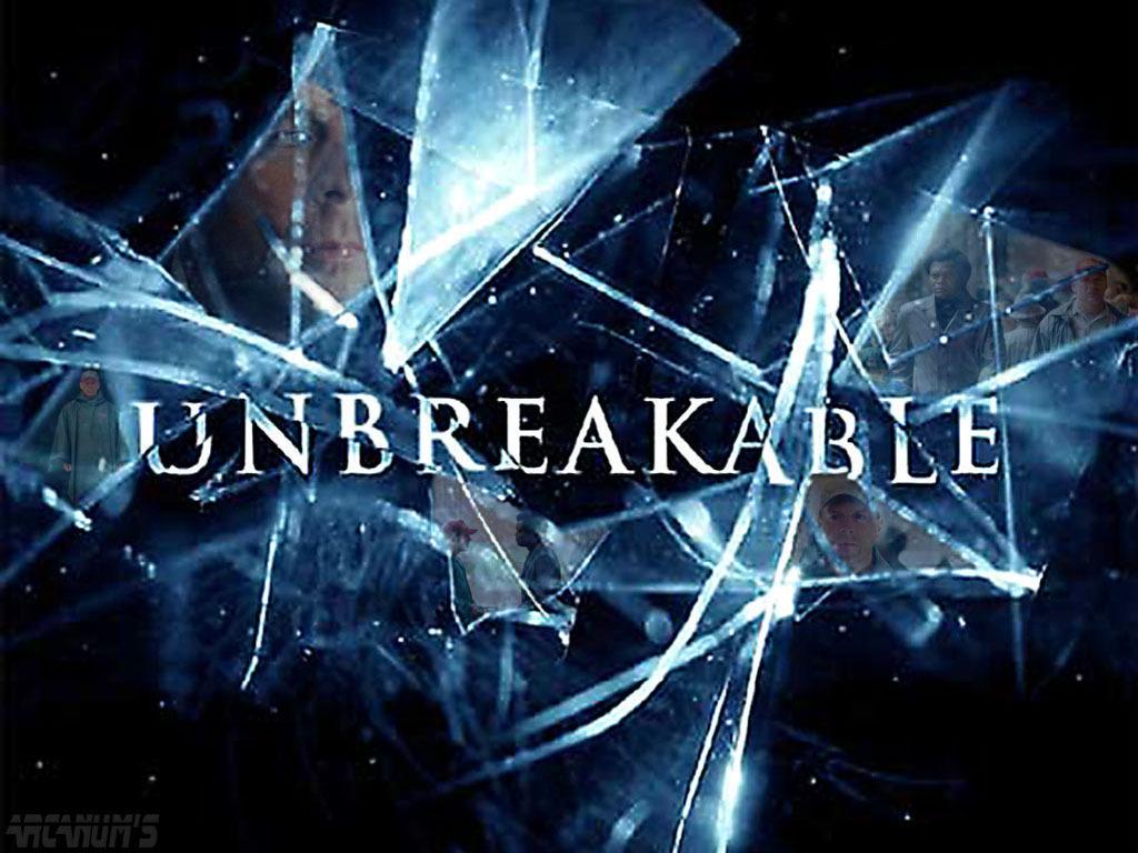 Unbreakable film poster