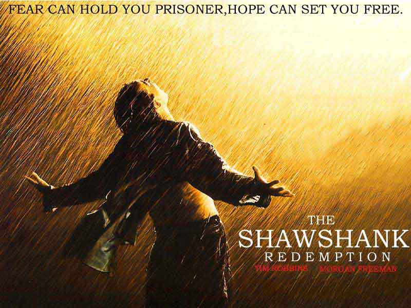 The Shawshank Redemption film poster
