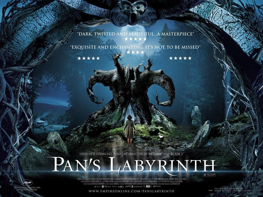 Pan's Labyrinth film poster