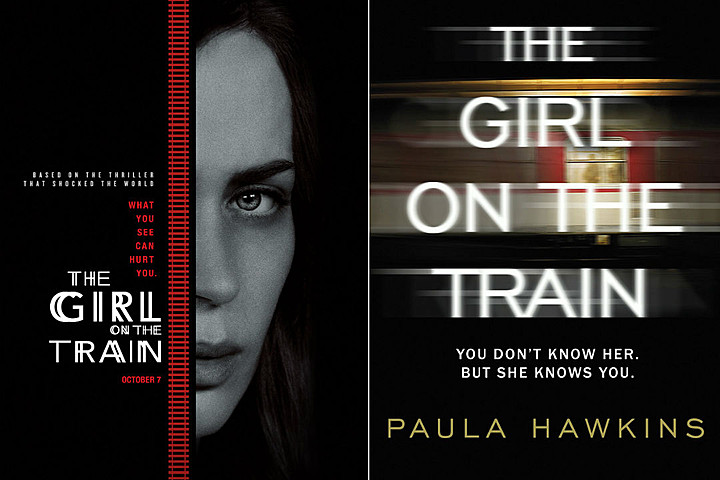 The Girl on the Train Film Poster