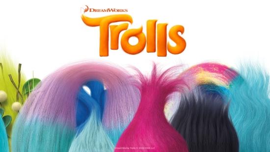 Trolls Film Poster