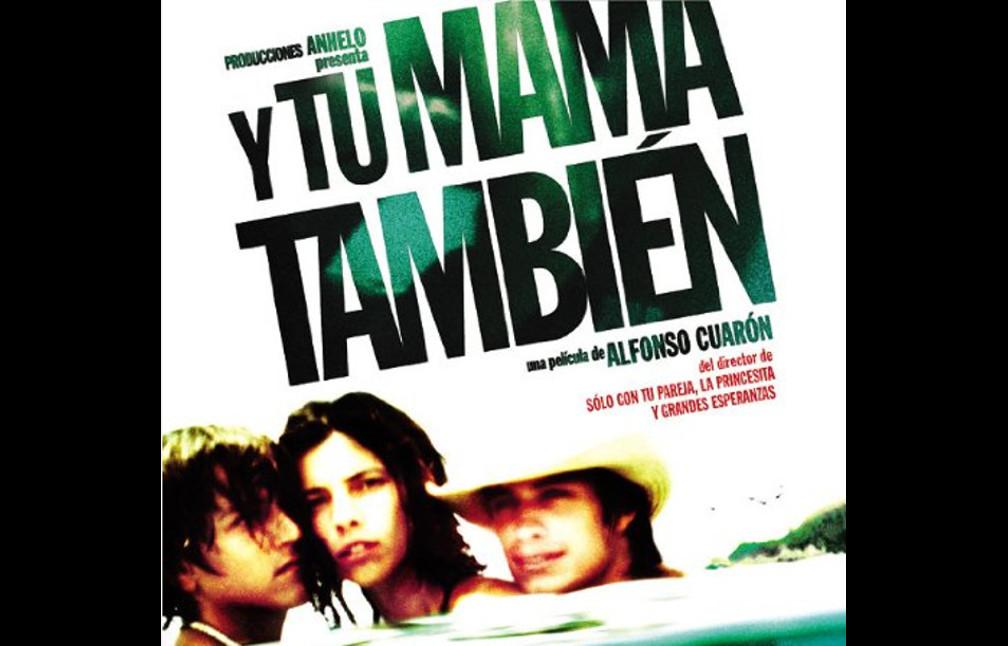 Y Tu Mama Tambien film poster