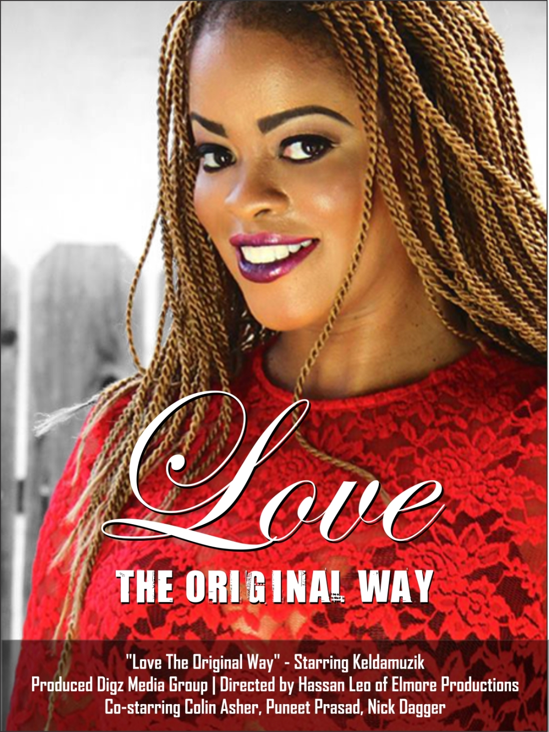 Love The Original Way Film Poster