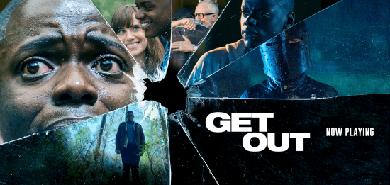 Get Out Film Poster