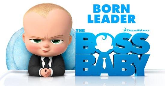 Baby Boss film poster