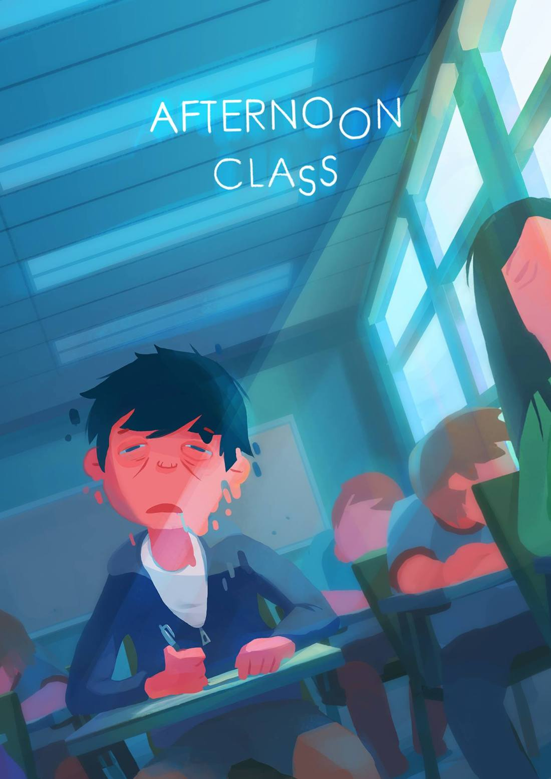 Afternoon Class Short Film Poster