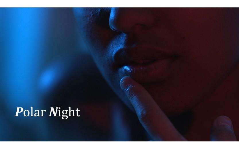 Polar Night Movie Poster by Kiki Li
