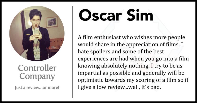 Oscar Bio page