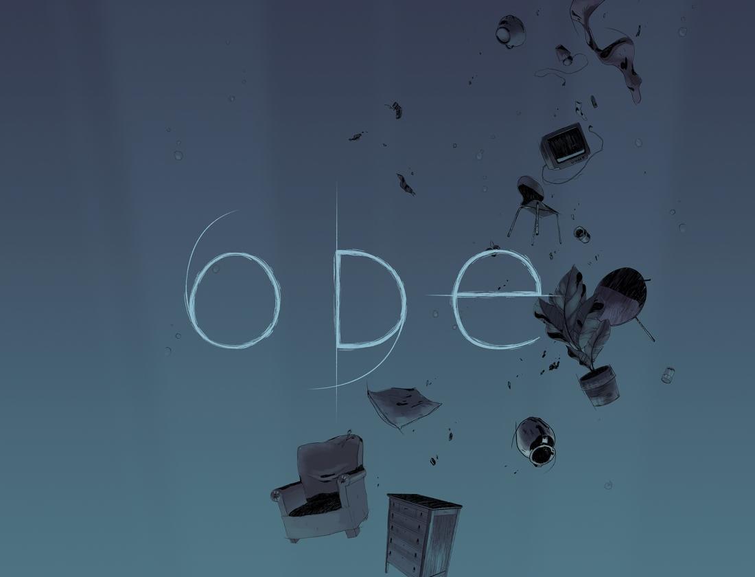 ODE short film poster