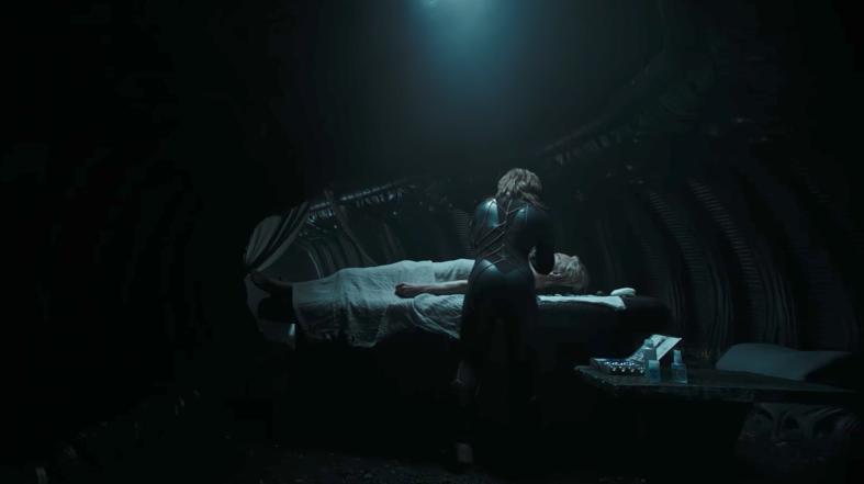 Alien Covenant movie screenshot