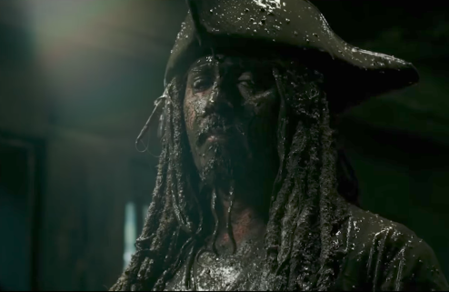 Screen Shot pf Pirates of the Caribbean Dead Men Tell No Tales