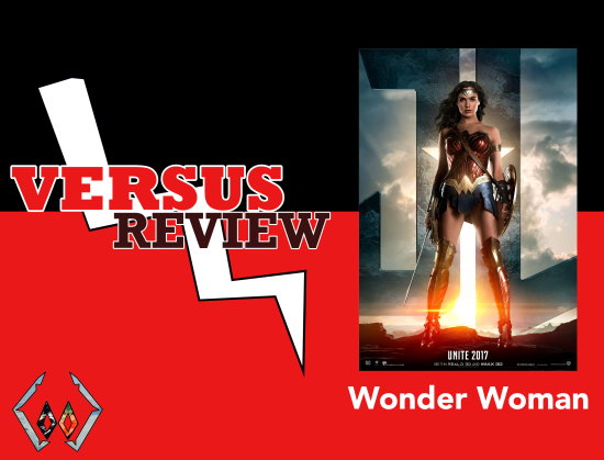 Versus Review Wonder Woman Post Cover Image