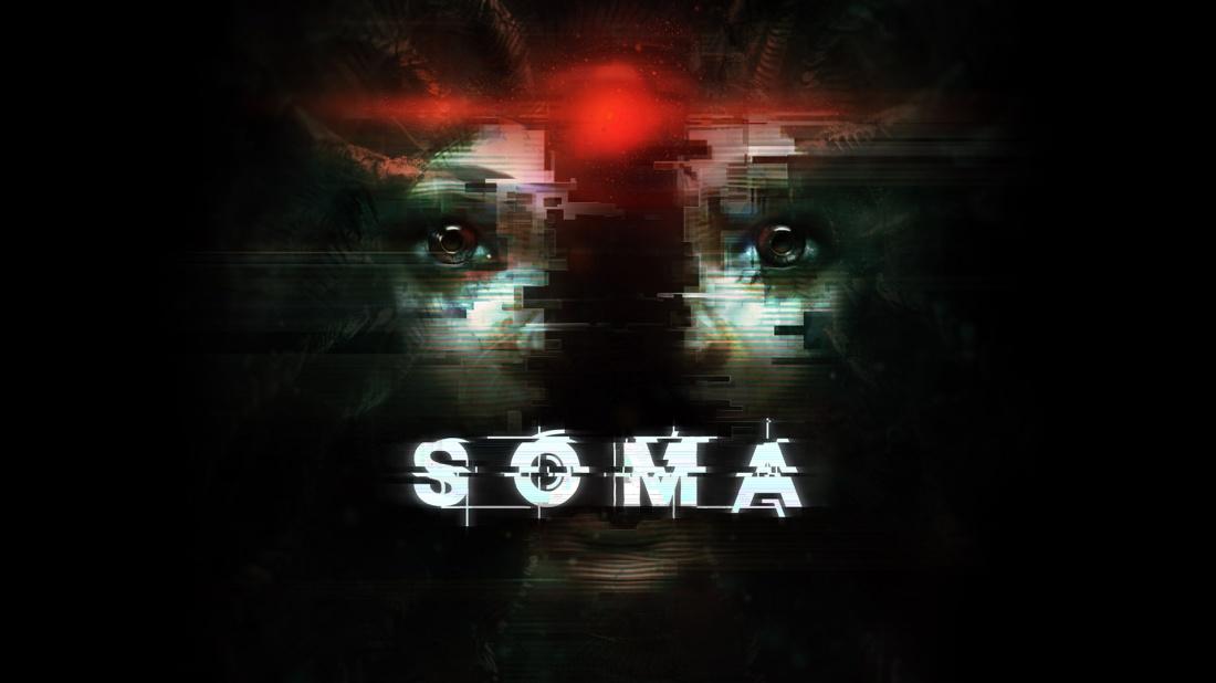SOMA game wallpaper