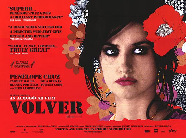 Volver Film Poster