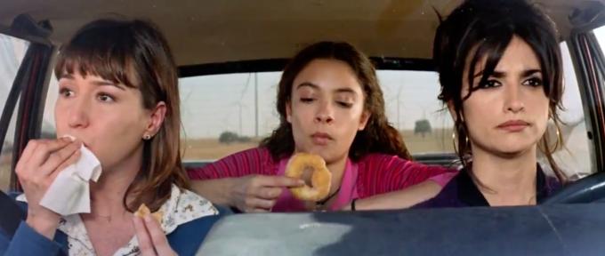 Screenshot of Volver movie