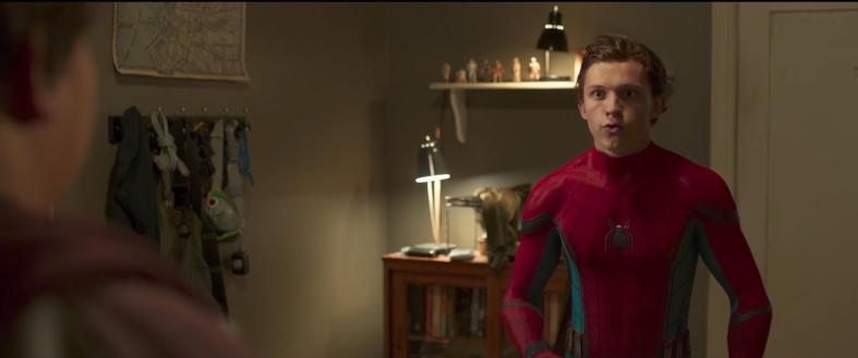 Screen Shot of spiderman homecoming