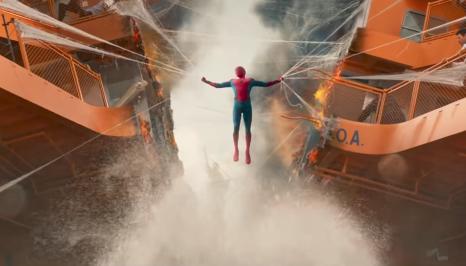 Screen Shot of spiderman homecoming 2